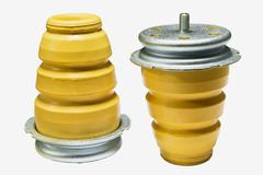 Stock Photo of Suspension Rubber Buffer