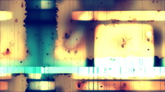 Damaged Film Grunge 2-Loopable Background Stock Footage