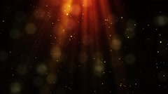 Heavenly Bokeh Lights 1 Loopable Background Stock Footage
