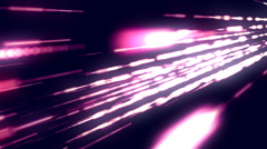 Speed Light Trails 1-Loopable Background Stock Footage