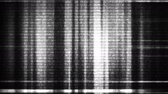 TV Noise Glitch 2A Loopable Background Arkistovideo