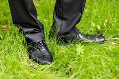 Men shoes - stock photo