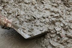 Concrete mixture Stock Photos