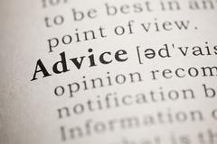 Advice Stock Photos