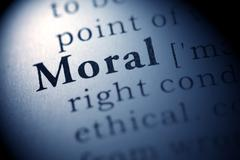 Moral Stock Photos