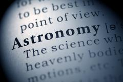 Astronomy Stock Photos