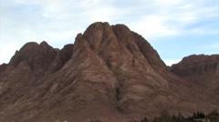 Mt. Sinai Sunrise - stock footage