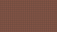 Abstract orange brown background pattern Stock Footage