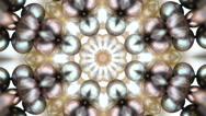 Stock Video Footage of Pearl beads abstract background