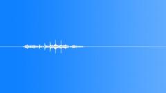 Light Metal Servo Parts Movement 2 Sound Effect