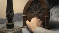 Radio old retro tuning bedroom search Arkistovideo