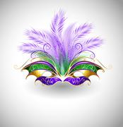Mardi Gras mask Piirros