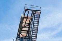 Factory tower Stock Photos