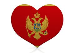 Stock Illustration of Montenegro