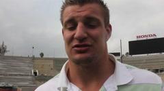 Rob Gronkoski Stock Footage