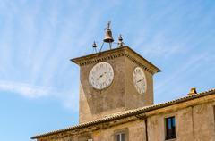Medieval Clocktower Stock Photos