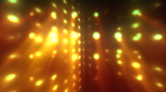 Light Row 2 Loopable Background Stock Footage