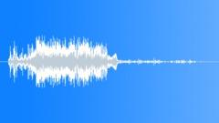 Air creature death 1 Sound Effect
