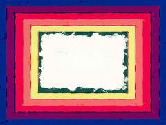 Stock Illustration of color frame