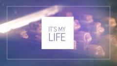 MY LIFE Stock After Effects