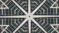 Urban texture Background pattern Stock Footage