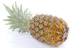 Fresh ananas - stock photo