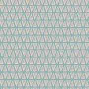 Abstract sketchy geometric background - stock illustration