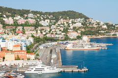 Port of Nice Stock Photos