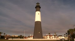 Tybee Island Light Station Stock Footage