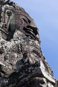 Angkor thom Stock Photos