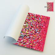 Abstract Technology Background. Vector Illustration Stock Illustration