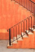 Vintage stair Stock Photos