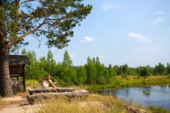 Stock Photo of Ukrainian landscape