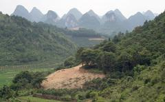 Guilin – famous travel place of China Stock Photos