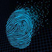 Personal Information Encryption - stock illustration