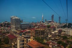 Capital of Adjara, Batumi - stock photo