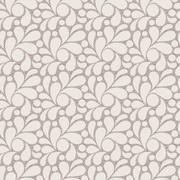 Vector seamless pattern of stylized petals Stock Illustration