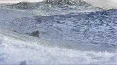 Ocean-Surf - stock footage