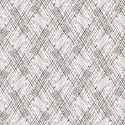 Pattern in zigzag with line black and white Stock Illustration