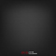 dark spotted textured vector background - stock illustration