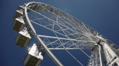 Time Lapse Big Wheel in Paris - 60fps Stock Footage