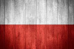 Stock Illustration of Poland flag