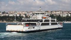 Ferry - stock photo