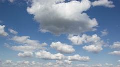 Cloudscape timelaplse - stock footage