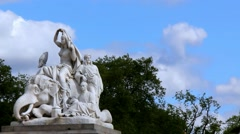 Albert Memorial, London Stock Footage