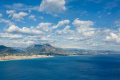 Mountain landscape of Alanya, Turkey Stock Photos