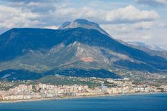 Stock Photo of Mountain landscape of Alanya, Turkey