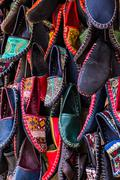 Stock Photo of Turkish footwear