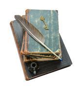Antiquarian books Kuvituskuvat