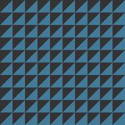 Abstract seamless geometric wallpaper pattern Stock Illustration